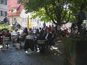 Cafe Im Hirsch T Ef Bf Bdbingen Speisekarte