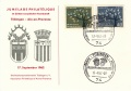 Sonderstempel - Jumelage Philatelique am 17. September 1962 in Tübingen.JPG
