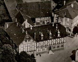 Hotel Garni Zum Amtsrichter Hillesheim