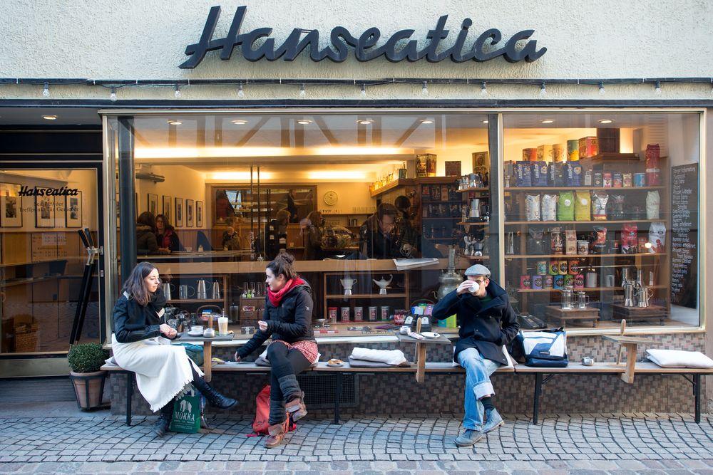 Cafe De Phylosophie A Paris
