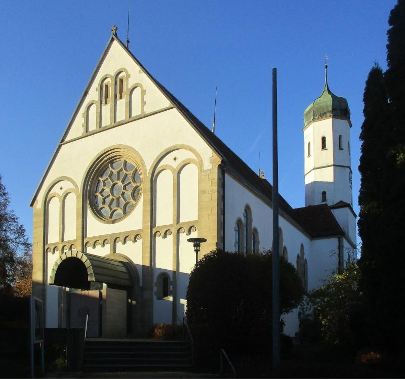 Bühl Kirche